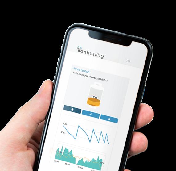 Tank Utility Mobile App